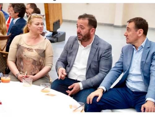 Networking en Marbella All Stars 2019