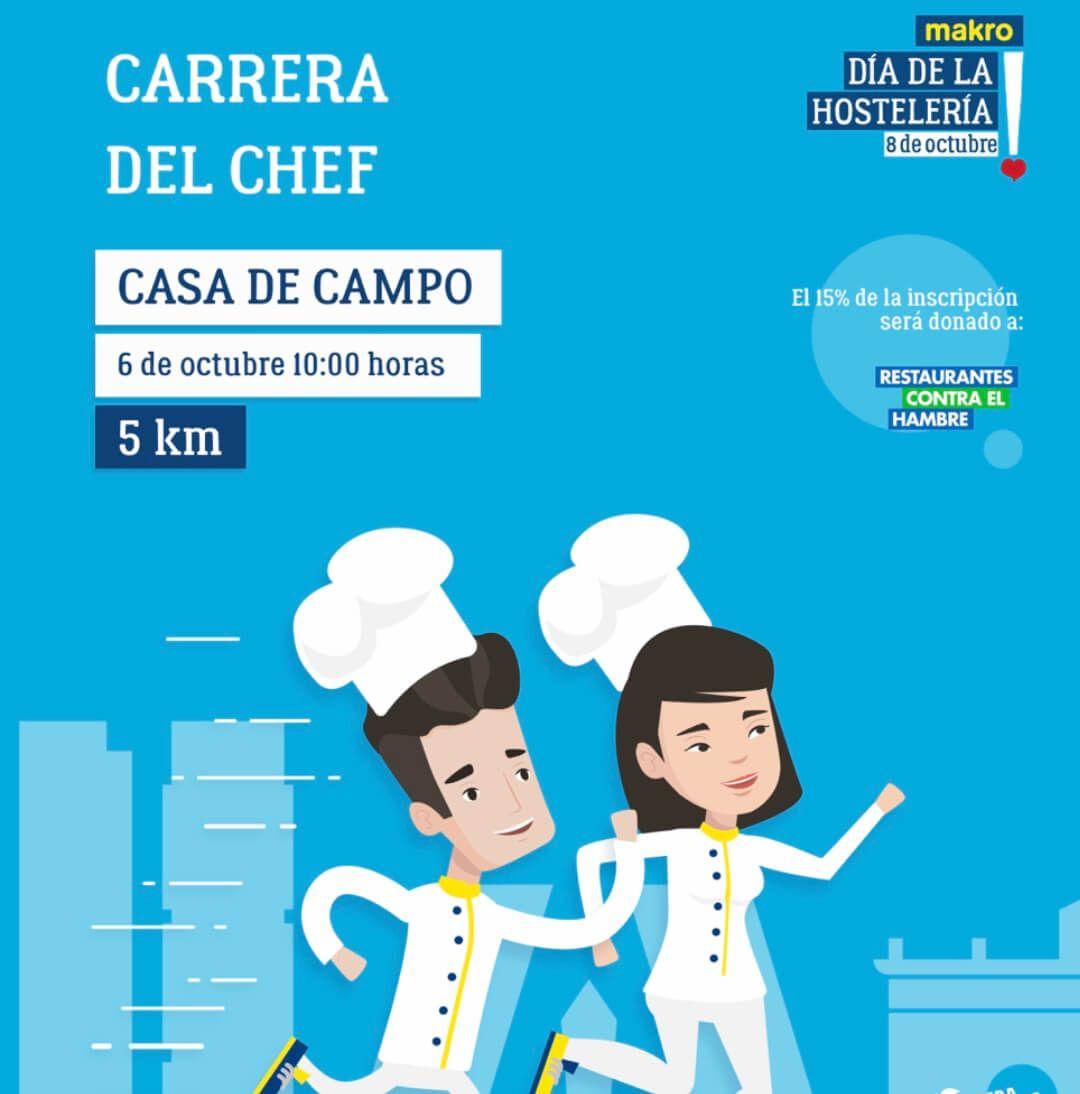 Carrera del Chef 2019