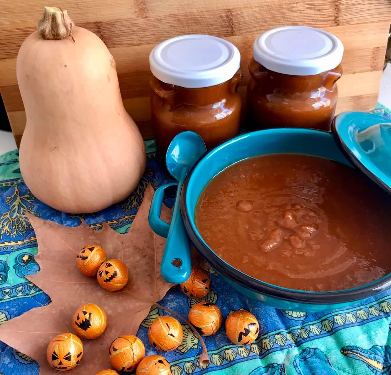 Mermelada de calabaza, Halloween y las calabazas