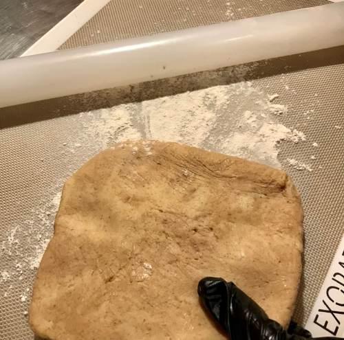 Masa de galletas casera