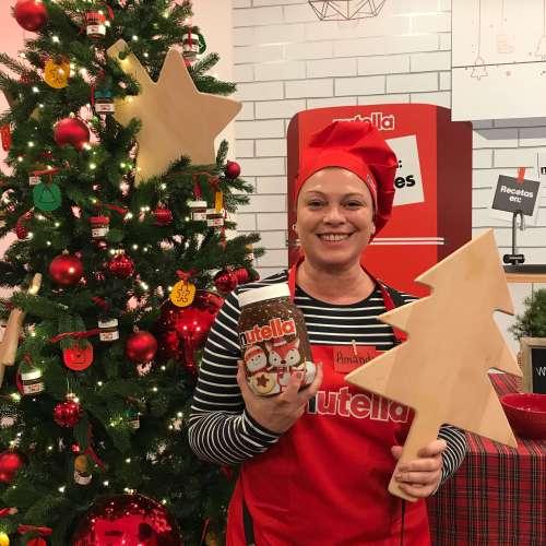 Zampatelmundo Navidad Nutella 2019