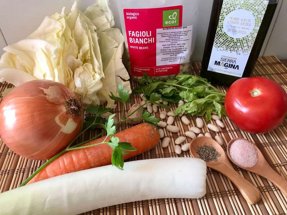 Ingredientes de Naturasi