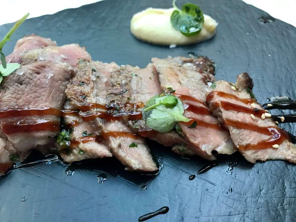 Restaurante Distrito 798 Madrid