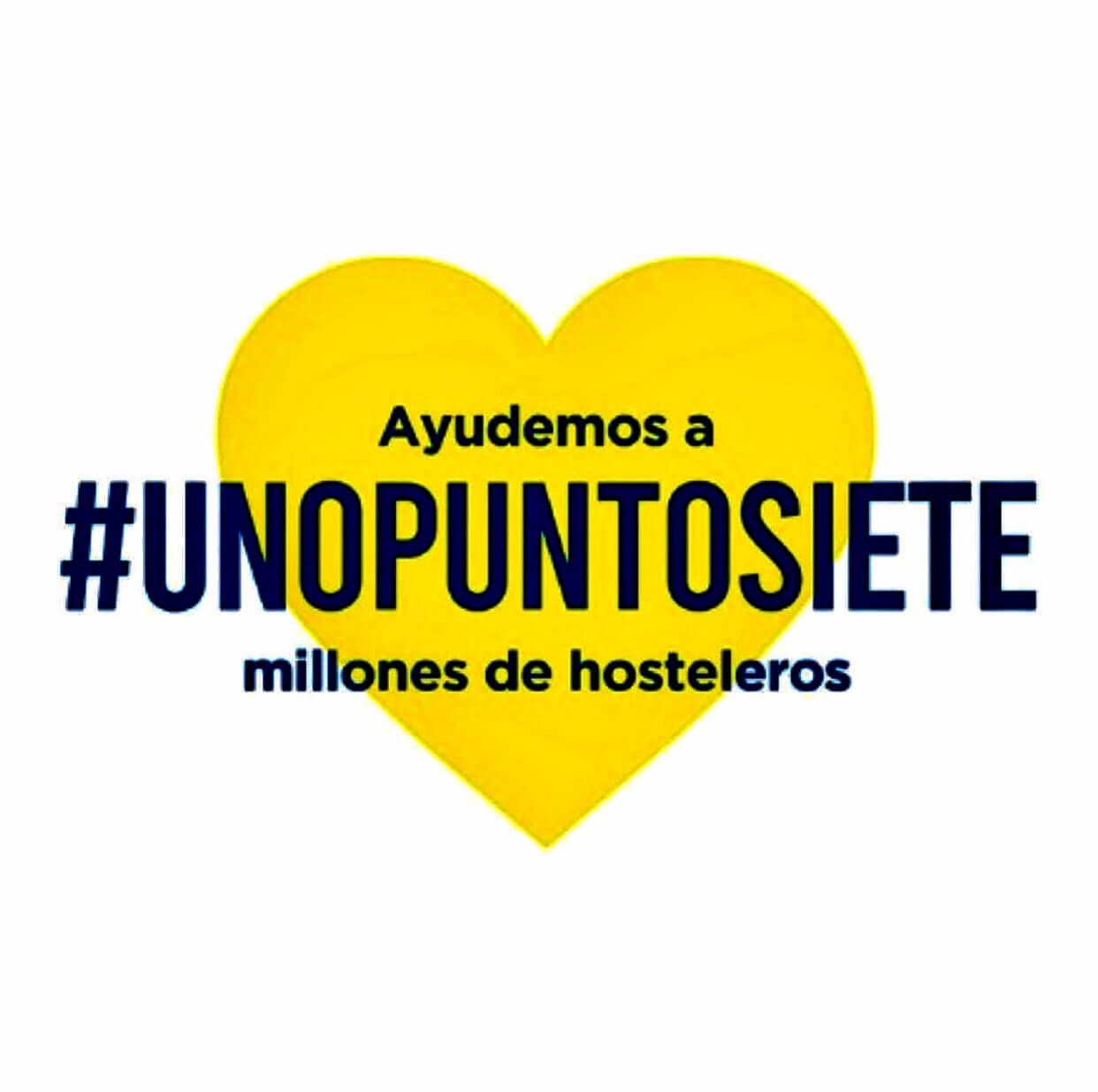 Apoyemos a #unopuntosiete