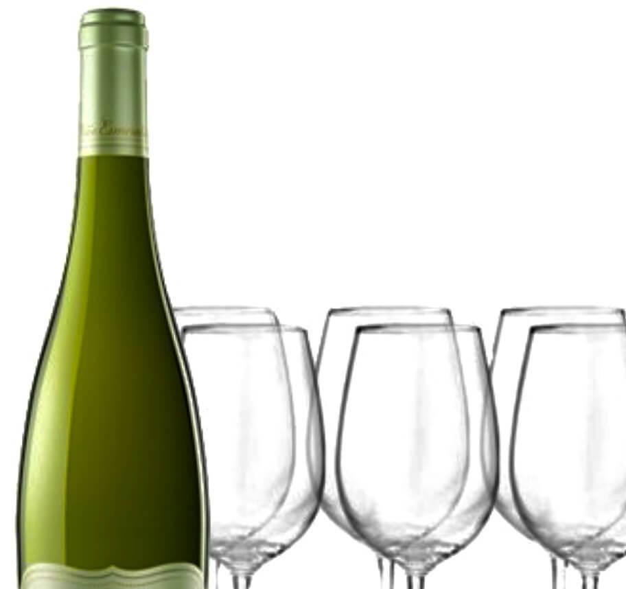 Como maridar ensaladas y vinos