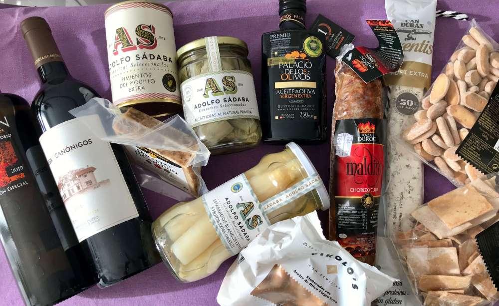 Productos Gourmet - Delicias de Aquí