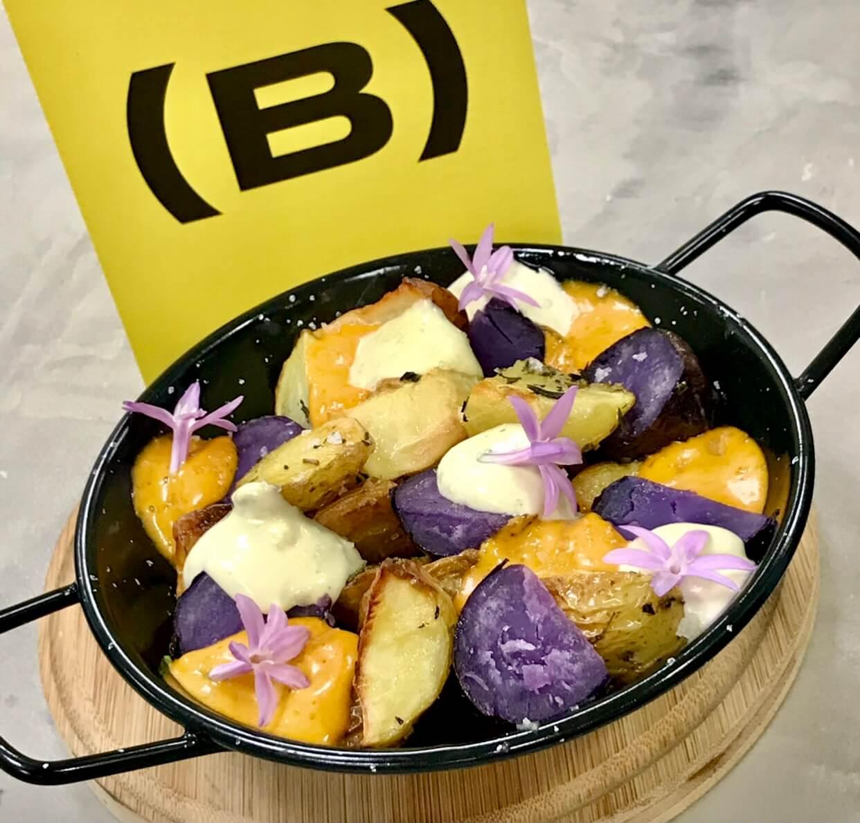 Receta patatas bravas Bowlers