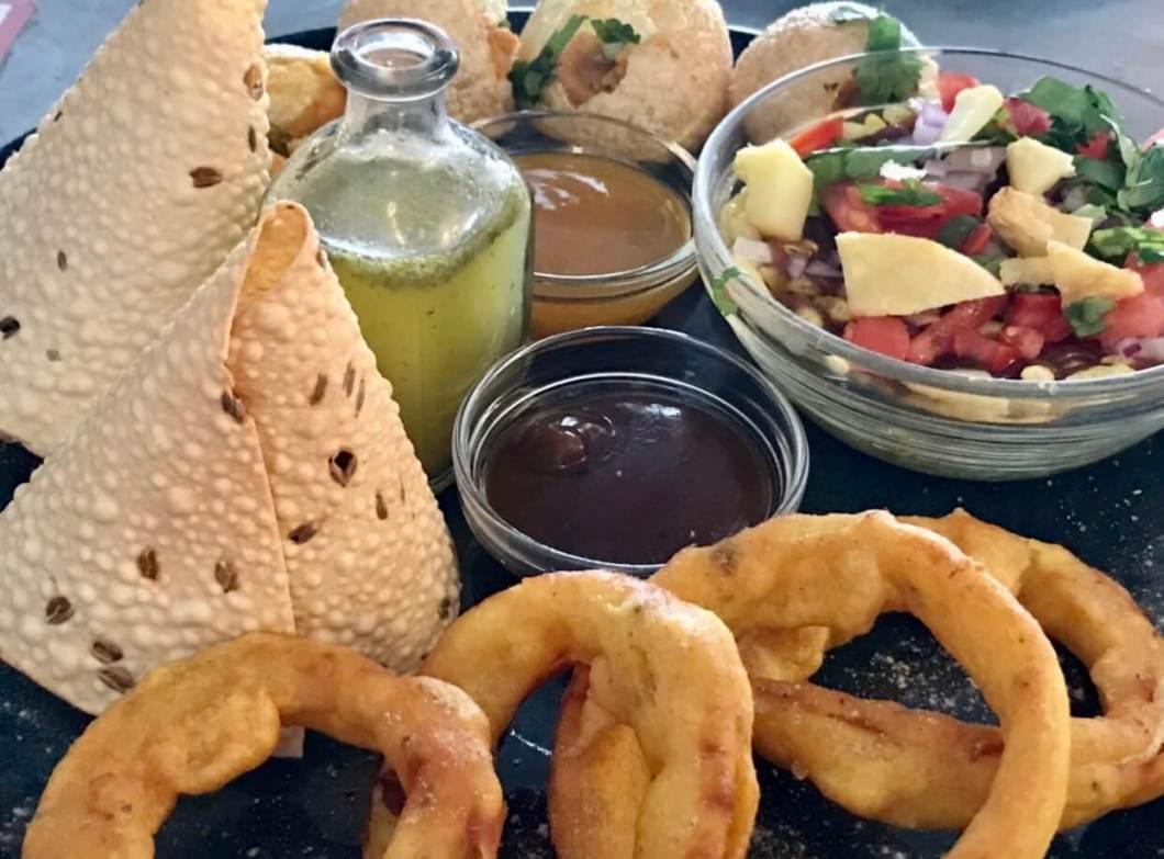 Restaurante indio Surya