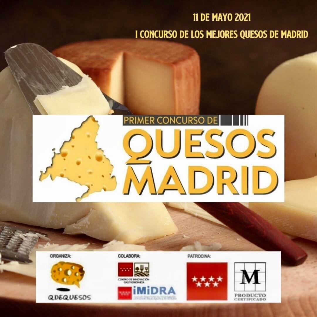 I Concurso de quesos Madrid