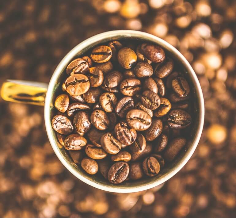 Ventajas del café en grano