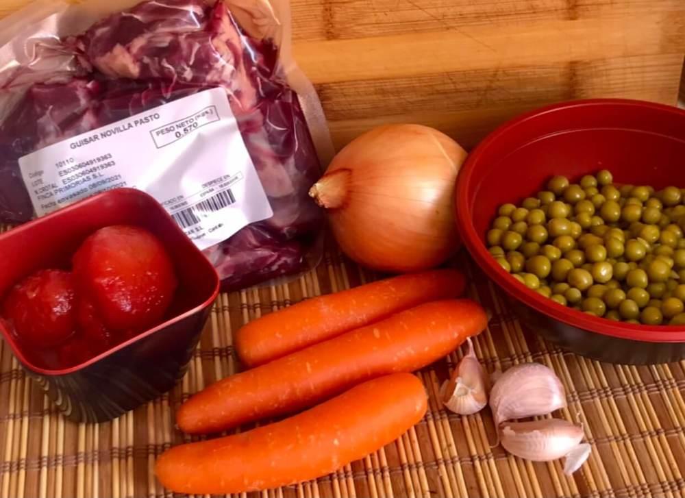 Recetas con carne de ternera