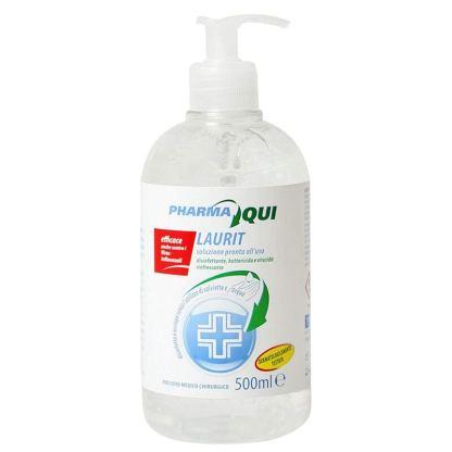Disinfettante Gel Mani ESO500 (LAURIT)