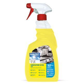 Sgrassatore ULTRA Limone 750 ml