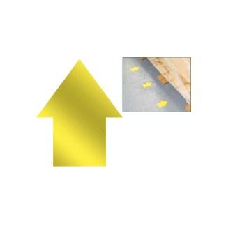 Adesivo da pavimento per delimitare percorsi a forma di freccia art. DMF10