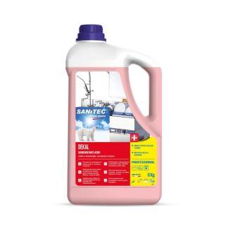 Anticalcare per lavatrice e lavastoviglie DEKAL