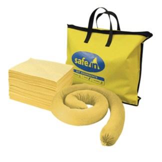 Kit ADR serie CHEMICAL SAFE IN in sacca nylon assorbenza
