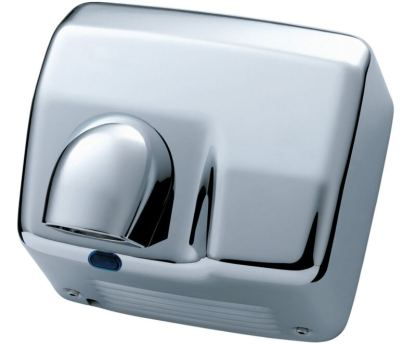 Asciugamani elettrico ad aria calda a sensore
