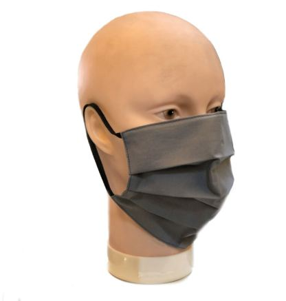 Mascherina di protezione riutilizzabile con tasca