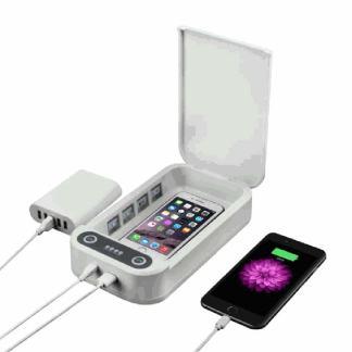 Sterilizzatore per smartphone e altri oggetti