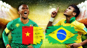 Camerun - Brasile