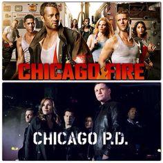 Chicago fire e chicago p.d stasera in tv