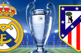 Finale Champions League 2014: Real Madrid - Atletico Madrid.