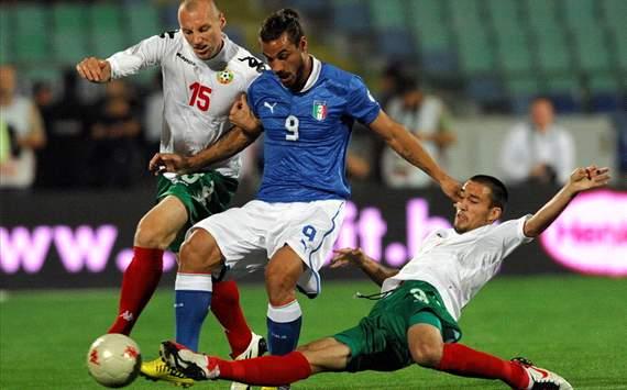 Italia Bulgaria Qualificazioni Europei 2016