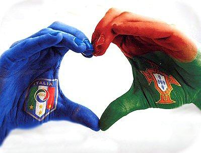 Italia Portogallo stasera in tv