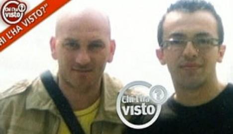 Luigi Cerreto ed Alessandro Sabatino i badanti scomparsi da siracusa