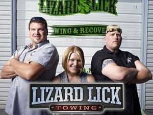 Lizard Lick Towing. Recupero crediti