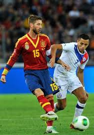 Spagna - Cile