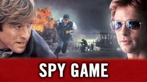 Spy game questa sera in tv