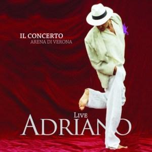 Adriano Celentano all'arena di Verona