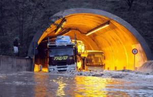 L'alluvione in sardegna