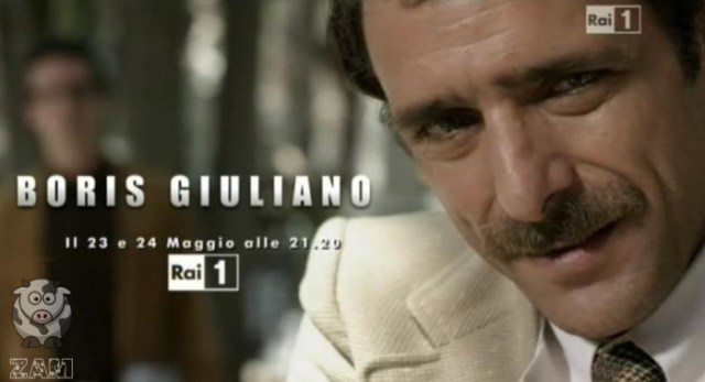 Boris Giuliano stasera ultima puntata
