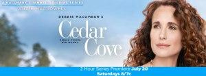 Cedar Cove stasera in tv