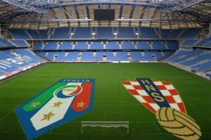 Croazia - Italia qulificazione europei 2016 questa sera in tv