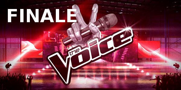 La finale di The voice 2016