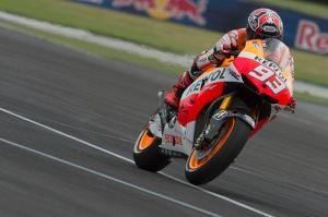 Marc Marquez domina la pole a Indianapolis