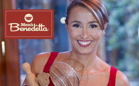 I menu' di Benedetta