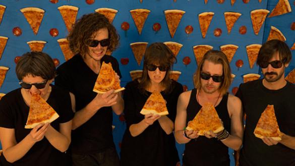 I pizza underground