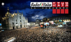 radio Italia Live stasera su italia 1