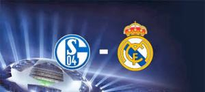 Shalke 04 - Real Madrid