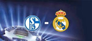 Shalke 04 - Real Madrid