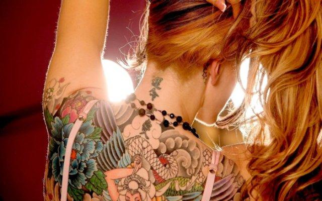 Tattoo: Il 13 % degli italiani è tatuato e l'8% è minorenne.