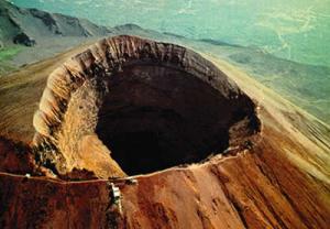 Vesuvio di Napoli a Fuori luogo