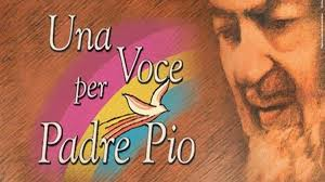 Una voce per padre Pio questa sera in tv