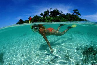 Snorkeling en Martinique