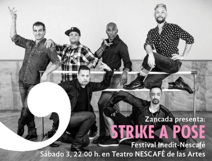 strike-apose