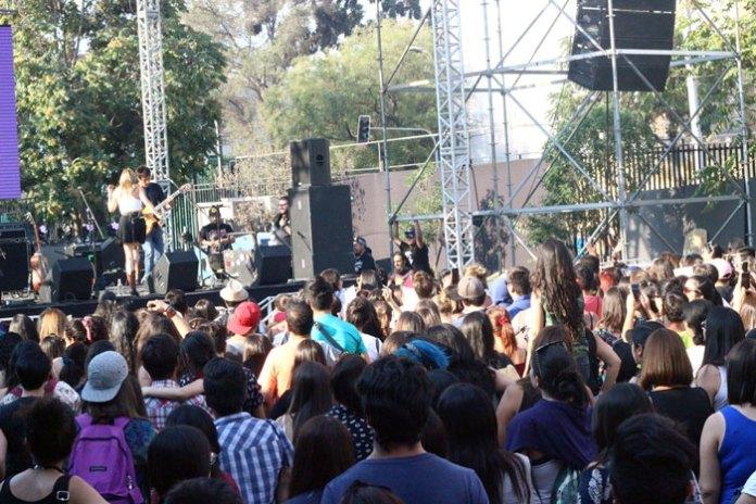 La edificante experiencia de Ruidosa Fest SCL 2017